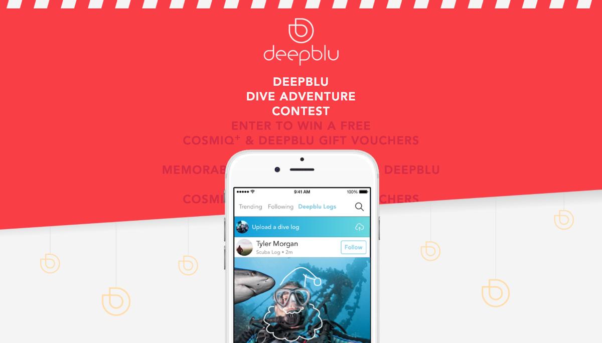 Deepblu Event | Dive Adventure Contest 2016